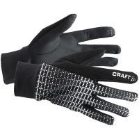 瑞典CRAFT 反光保暖手套 BRILLIANT 2.0 1904311 黑色