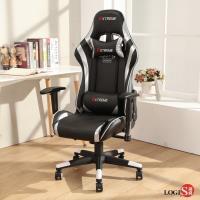 LOGIS邏爵 ESPORTS GOLD炫聯盟皮面電競椅 電腦椅 主管椅 賽車椅 皮椅 1622