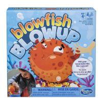 Hasbro孩之寶 聚會桌遊 - 小河豚爆爆樂遊戲組
