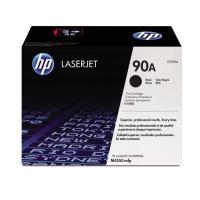 【HP 惠普】CE390A 原廠黑色碳粉匣(90A)