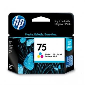 HP NO.75 彩色墨水匣CB337WA