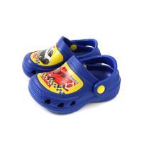 TOMICA 休閒鞋 花園鞋 防水 中童 童鞋 藍色 TM1804 no772