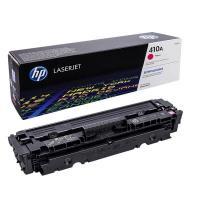 【HP 惠普】410A 紅色原廠 LaserJet 碳粉匣(CF413A)
