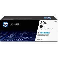 【HP 惠普】30A 黑色LaserJet 碳粉匣(CF230A)