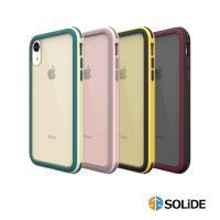 SOLiDE 維納斯EX 玩色 iPhone XR 軍規防摔手機殼