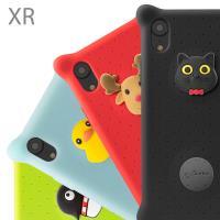 Bone / iPhone XR 手機殼 泡泡保護套 (6.1吋) - 派提鴨/麋鹿先生/喵喵貓/企鵝小丸