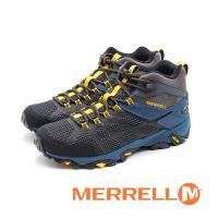 MERRELL MOAB FST 2 MID GORE-TEX郊山健行鞋 男鞋-鐵灰