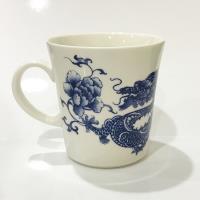 青花皇后楊莉莉-龍 生肖杯~祥龍獻瑞