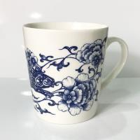 青花皇后楊莉莉-鼠 生肖杯~金鼠興旺
