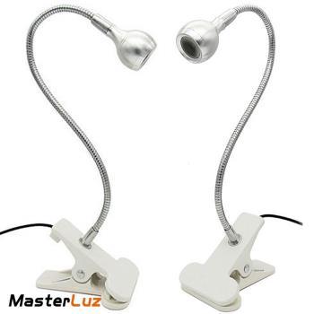 MasterLuz G25 USB型夾式LED小夜燈/閱讀燈(1入)