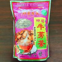 金德恩 台灣製造 四包神農本草甘甜回味牛蒡茶600g/包