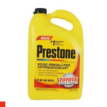 Prestone 50/50 水箱精  AF6200 3.78L  日系車適用