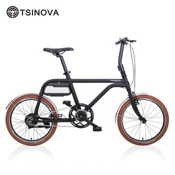 【TSINOVA】TS01 ONE 20吋 智慧型電動輔助自行車/電動自行車
