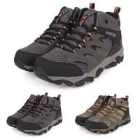 LOTTO 男防潑水戶外越野鞋-登山 露營 戶外 慢跑