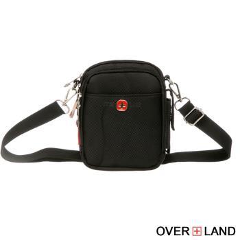OVERLAND - 美式十字軍 - 美式潮酷格紋斜背包 - 26001
