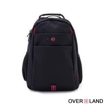 OVERLAND - 美式十字軍 - 潮流造型簡約風格休閒後背包 - 3144