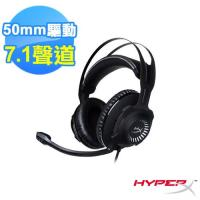 【Kingston 金士頓】HyperX Cloud Revolver S 杜比7.1虛擬環繞音效電競耳機(HX-HSCRS-GM/AS)
