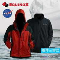 【EQUINOX】美國NASA科技研發2IN1 TRIZAR外套