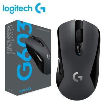 【logitech 羅技】G603 LIGHTSPEED 無線遊戲滑鼠 【贈純水柔濕巾】