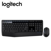 【logitech 羅技】MK345 無線鍵盤滑鼠組
