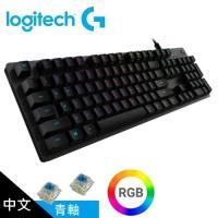 【logitech 羅技】G512 RGB 機械遊戲鍵盤 (青軸)【贈冰霸杯ZZZZSW134送完為止】