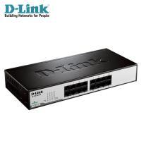 【D-Link 友訊】 DES-1016D 16埠桌上型乙太網路交換器 【贈收納購物袋】