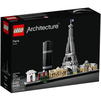 LEGO樂高積木 - ARCHITECTURE 世界建築系列 - 21044 巴黎