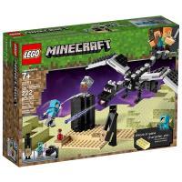 LEGO樂高積木 - Minecraft系列 - 21151 The End Battle