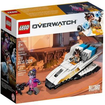 LEGO樂高積木 - Overwatch 鬥陣特攻系列 - 75970 閃光 vs. 奪命女