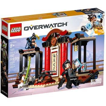 LEGO樂高積木 - Overwatch 鬥陣特攻系列 - 75971 半藏 vs. 源氏