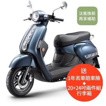 【KYMCO光陽】New Many 125 Noodoe版雙碟版(2019年新車)-12期