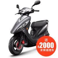 KYMCO 光陽 GP 125 新質感風-碟煞(2019新車) -12期