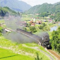 北九州SL山口號蒸汽火車角島大橋雙溫泉5日旅遊