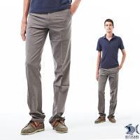 【NST Jeans】小格千鳥紋 斜口袋休閒長褲(中腰) 390(5677)