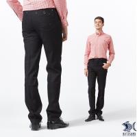 【NST Jeans】Classic Bk 夏日黑丹寧 極薄牛仔長褲(中腰) 390(5668)