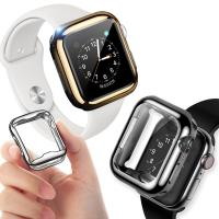 XUNDD for Apple Watch 4 電鍍TPU保護框-40mm
