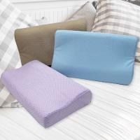 Victoria  3D工學記憶枕(2顆)-花色隨機出貨