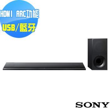 SONY 2.1聲道單件式環繞音響 HT-CT390