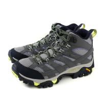 MERRELL MOAB 2 MID GTX 運動鞋 多功能鞋 灰色 女鞋 ML19884 no011