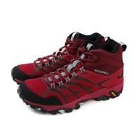 MERRELL MOAB FST 2 MID GTX 運動鞋 多功能鞋 紅色 女鞋 ML84570 no010
