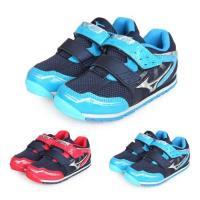 MIZUNO ASOBI KIDS 男女中童慢跑運動鞋-路跑 美津濃