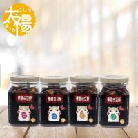 太禓食品 藥膳蠶豆酥 健康鼠零食系列(100g/罐)任選1入組