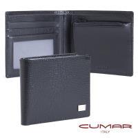 【CUMAR】義大利牛皮-簡式零錢袋短夾-EVE II系列