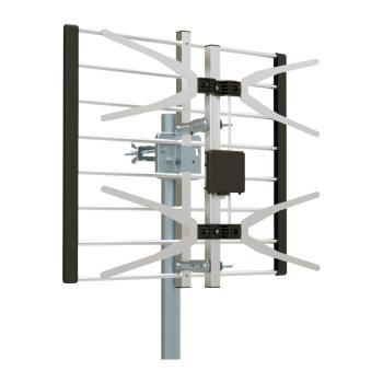 室外數位天線【網狀型】弱訊號區專用