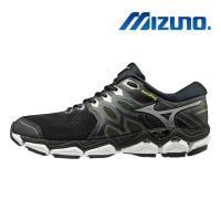 【MIZUNO 美津濃】WAVE HORIZON 3 男慢跑鞋 黑 J1GC192658