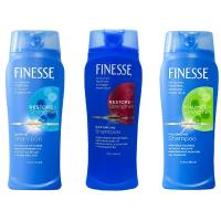 美國 Finesse 洗髮乳/潤髮乳3款選擇- 13oz(384ml)*6