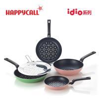 韓國HAPPYCALL 彩色超值特惠檔4鍋6件不沾鍋組