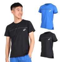 ASICS LITE-SHOW 男短袖T恤-短T 短袖上衣 訓練 慢跑 亞瑟士