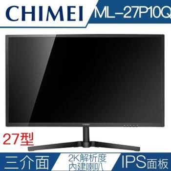 CHIMEI奇美 ML-27P10Q 27型IPS面板2K解析度液晶螢幕