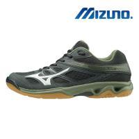 【MIZUNO 美津濃】THUNDER BLADE 排球鞋 橄欖綠 V1GA177085